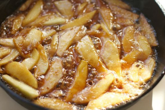 Apple Dutch Baby By Angela Roberts | yummy food! | Pinterest