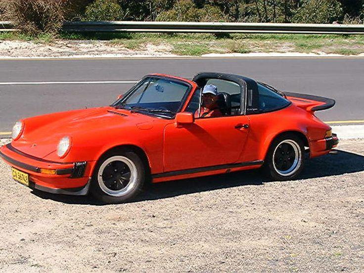 1978 Porsche 911 Targa Auto Pinterest