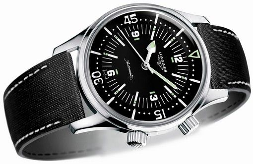 Shots of Thoughts: WWR #29: Longines Legend Diver
