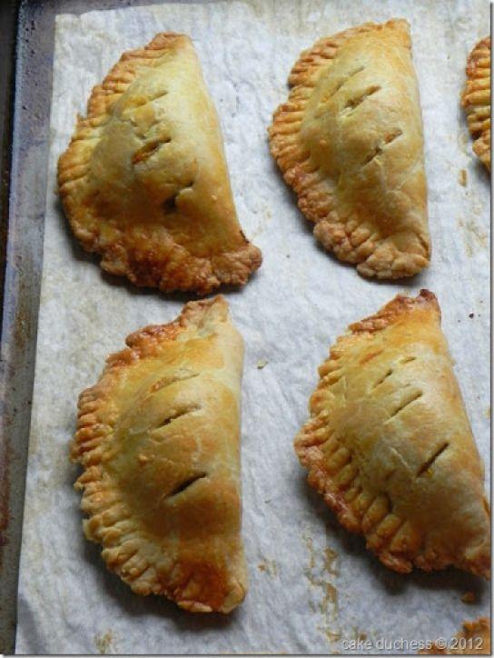 sweet-potato-and-black-bean-empanadas-2 | I Like To Eat | Pinterest