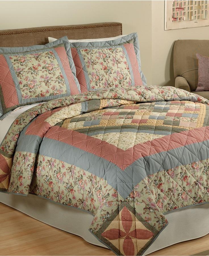 Summer Handbags: Macy's Quilts : macys bedding quilts - Adamdwight.com