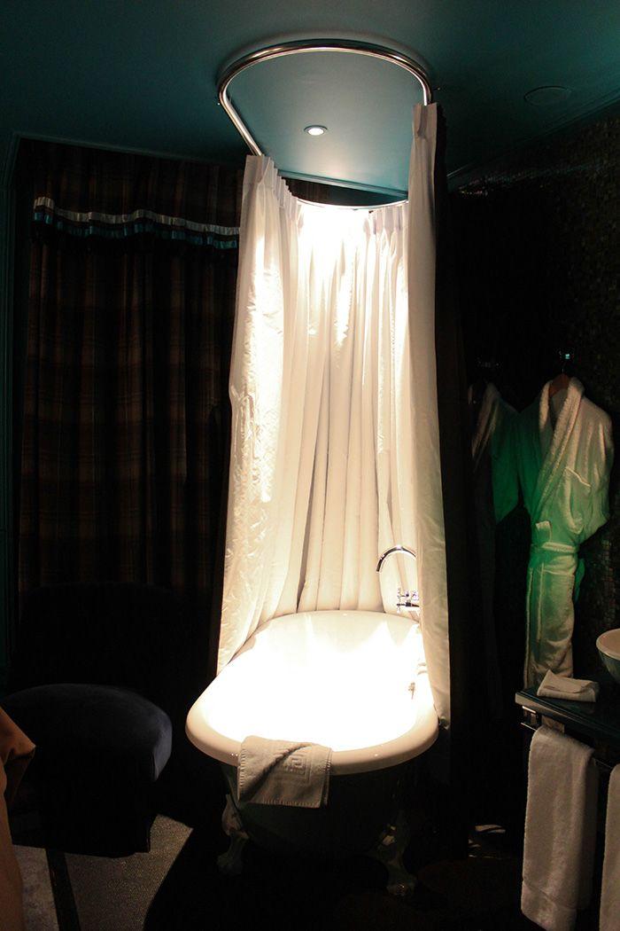 baignoire pattes de lion home pinterest. Black Bedroom Furniture Sets. Home Design Ideas