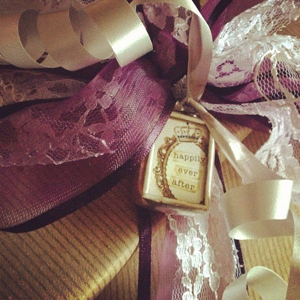 Wedding Shower Gift Ideas For Daughter : ... with a wrapped gift...this one for my daughters wedding shower