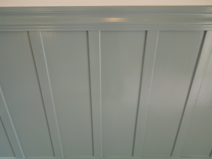 Painted Wainscoting Girls 39 Bathroom Redo For T Pinterest