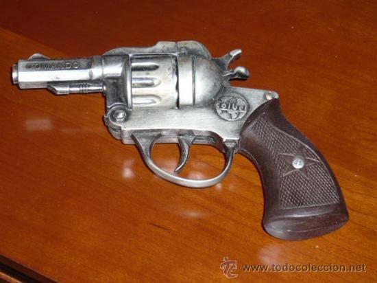 juguete pistola colt COIBEL COMANDO , bueno estado.