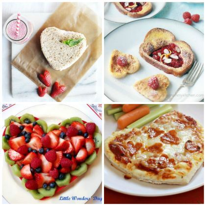 "20 ""Hearty"" Kid-Friendly Recipes for Valentine's Day
