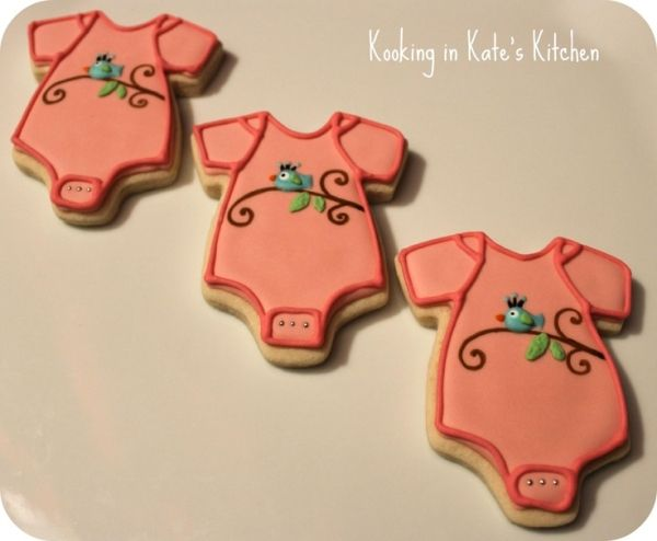 baby shower cookie ideas by tonia