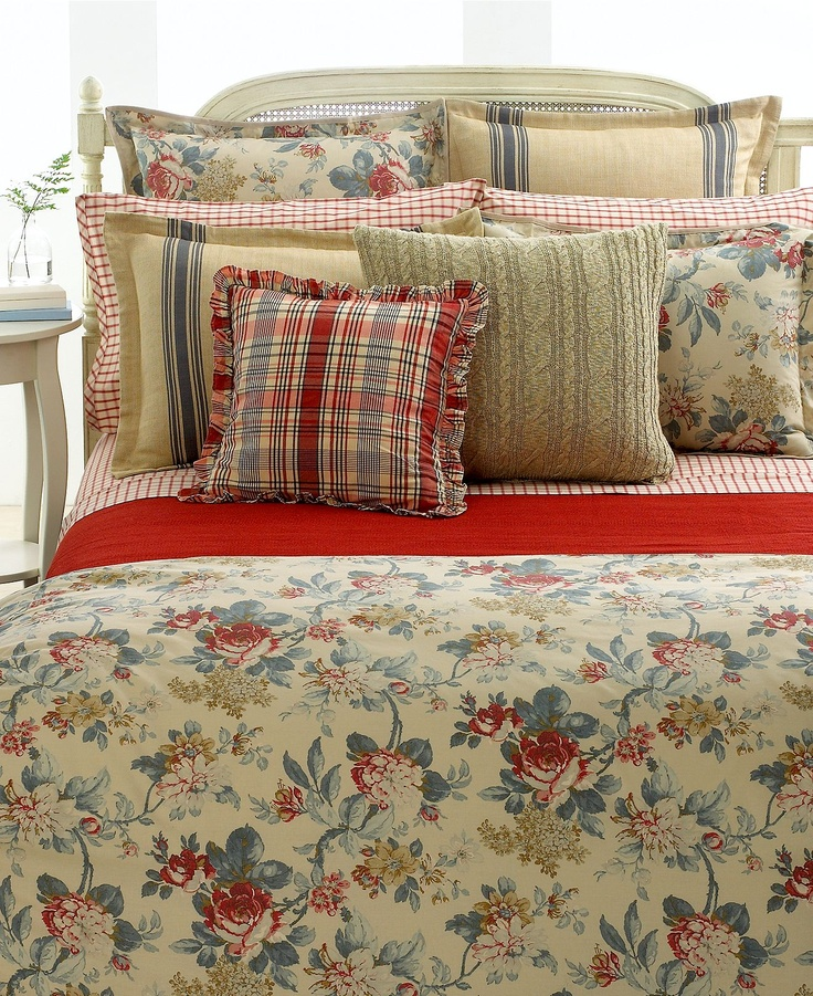 Lake House Bedding By Ralph Lauren