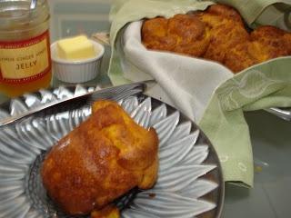 ... Popovers - I would add 1/2 tsp cinnamon, 1/2 tsp ginger, & 1/2 tsp