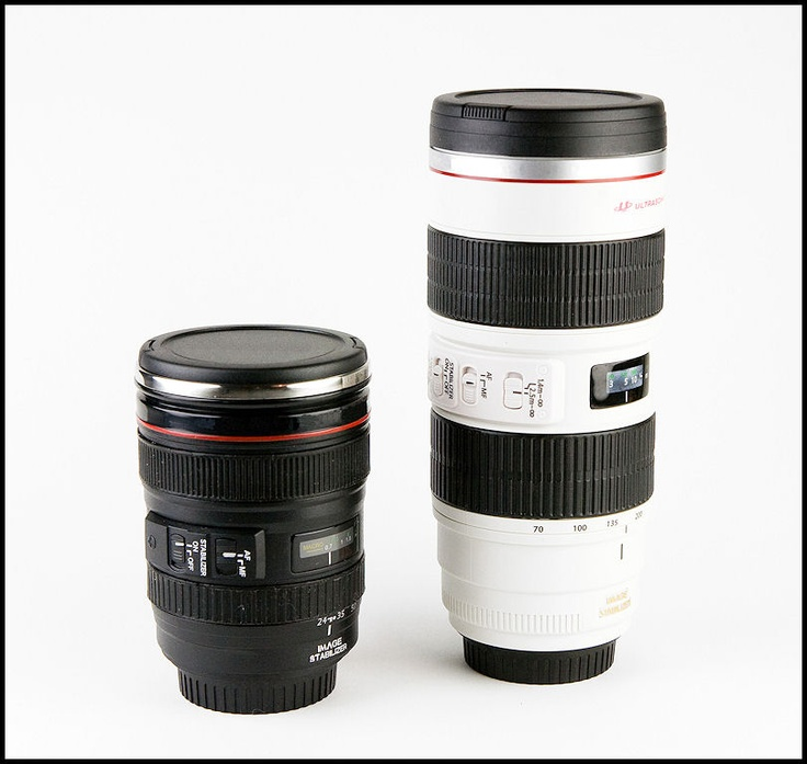 Camera lens coffee mugs gift list wish list pinterest Nikon camera lens coffee mug