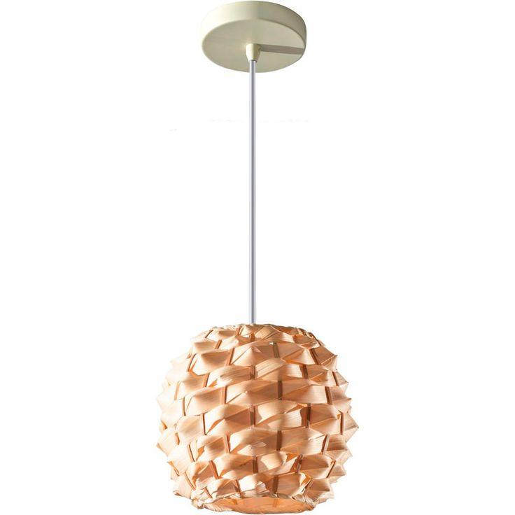 Danish Wood Basket Pendant Light  DR client kitchen  Pinterest