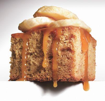 Sticky Toffee Banana Pudding Recipe at Epicurious.com
