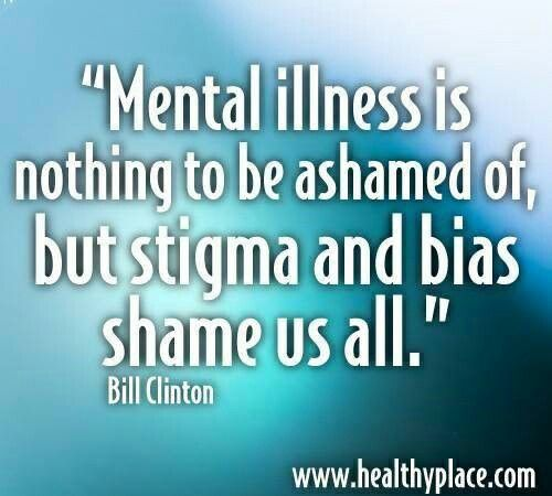 end the stigma mental illness is not contagious pinterest