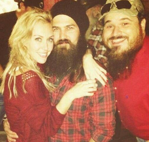 Duck Dynasty, Jeb Robertson, Jessica Robertson and Martin. Pix from ...