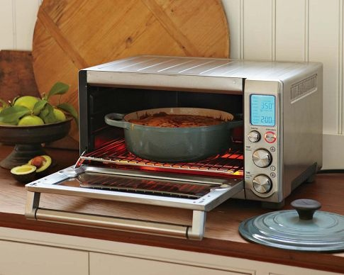 Countertop Convection Oven Breville Toaster Oven : Convection Oven Recipes Recipes created for the Steam Convection Oven ...