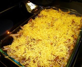 Cheesy BBQ Casserole | Casseroles | Pinterest