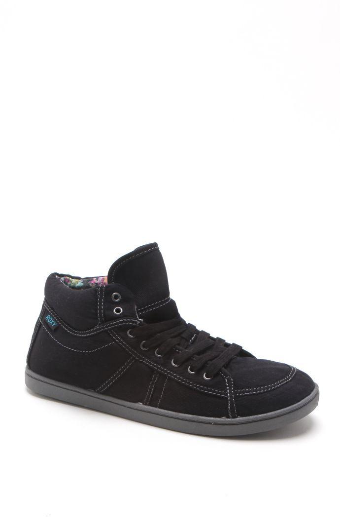 Womens Roxy Shoes - Roxy Rockie Sneakers