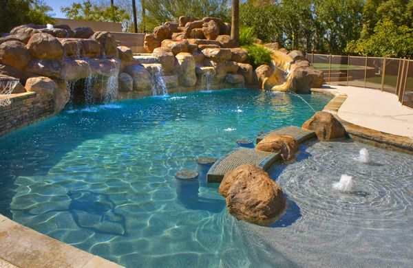Amazing Backyard Pools : Amazing back yard pool  Future Home