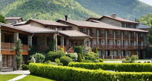 hotels ripolles: