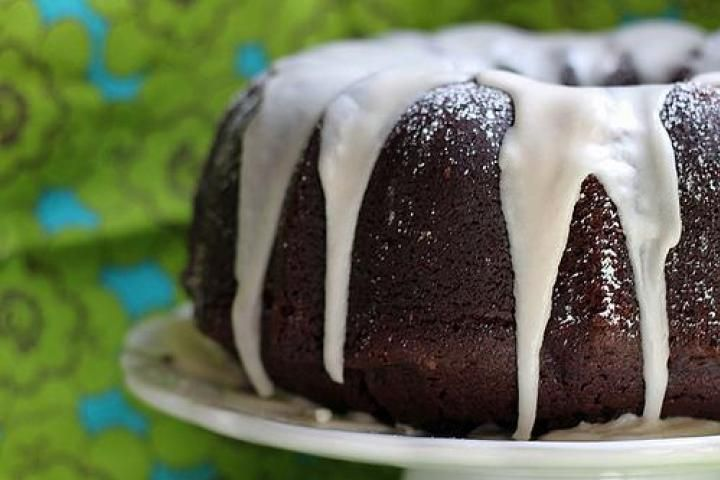 Mocha Rum Cake | Food and Drink | Pinterest