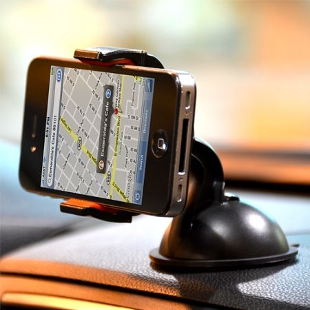 Aduro U-GRIP Universal Smartphone Dashboard Windshield Car Mount $38