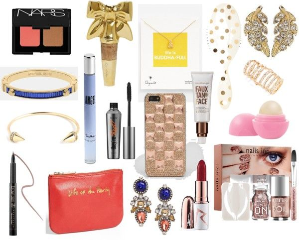 Stocking Stuffers For Her Gift Ideas Pinterest