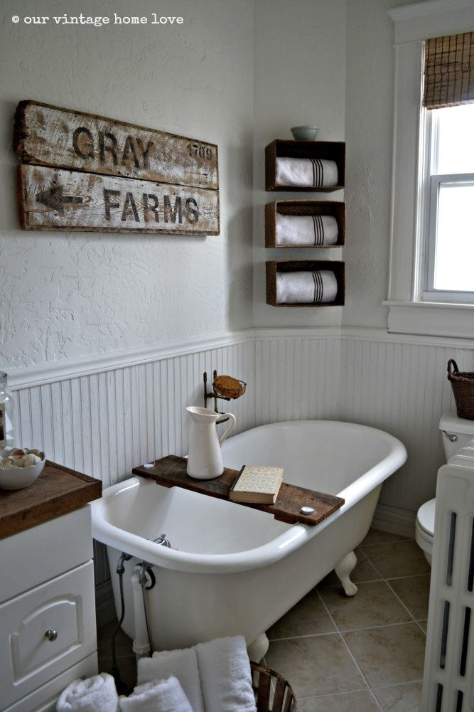 Farmhouse Bathroom Design Ideas Stunning Decorating Design