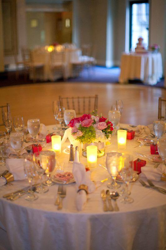 Lenox Hotel Table Setting