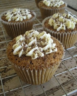 Cappuccino Cupcakes | Cupcakes and Muffins | Pinterest