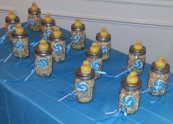 Superb Baby Shower Ideas Using Mason Jars Part 6 Diy Jar Favors For Masonjar Pinterest