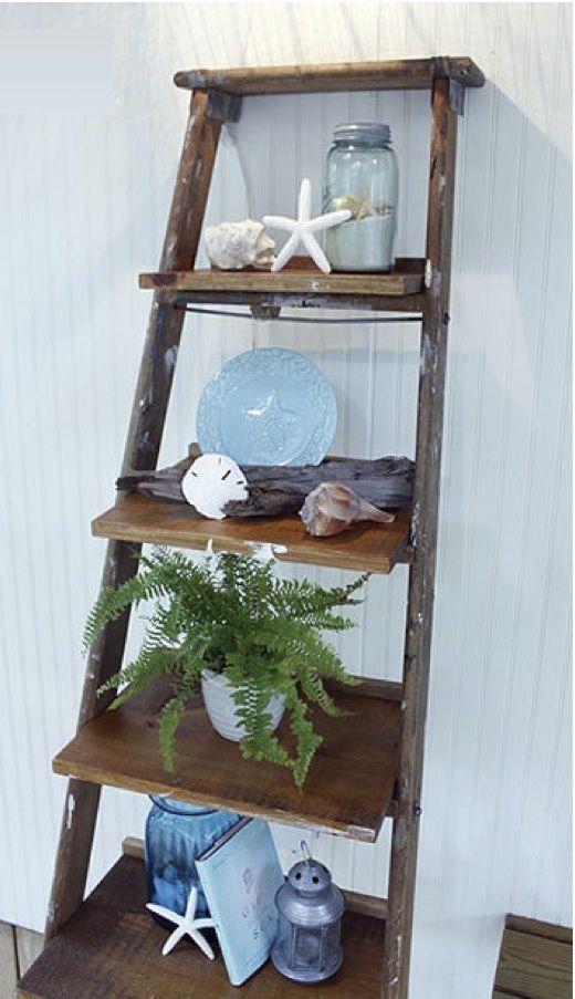 Neutradecor escaleras de madera o bamb - Escaleras de madera pintor ...