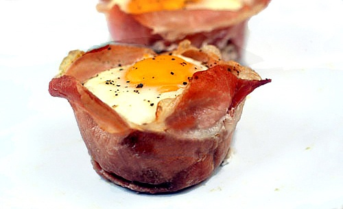 Prosciutto Cups Recipes — Dishmaps