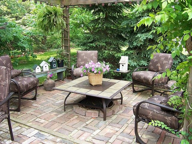very small patio ideas gardening landscaping pinterest