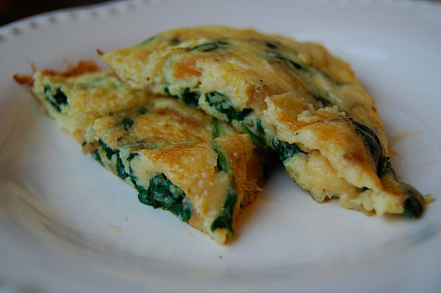 Spinach Frittata | South Beach/Paleo/Low Carb YumYums | Pinterest