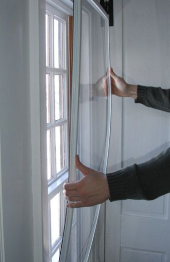Climate seal interior storm window home ideas pinterest for Interior storm windows