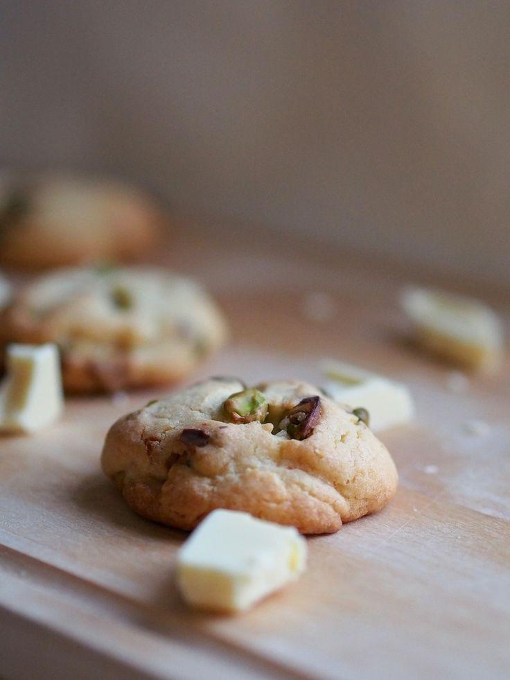 ... white chocolate pistachio cookies these gluten free white chocolate