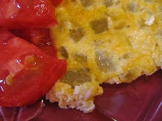Green Chili Cheese Egg Bake | Yum | Pinterest