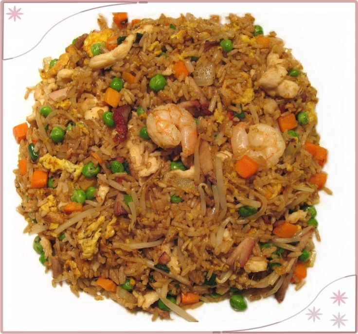 House Special Fried Rice | Chinese | Pinterest