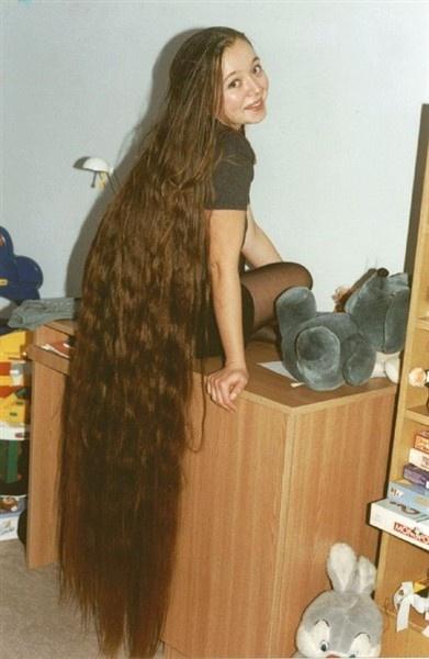 Watch Long, Longer, Longest Hair video
