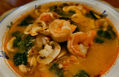 Tom Yum Goong Soup | Food from around the WORLD | Pinterest
