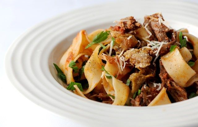 A Simple Duck Ragu Recipe — Dishmaps