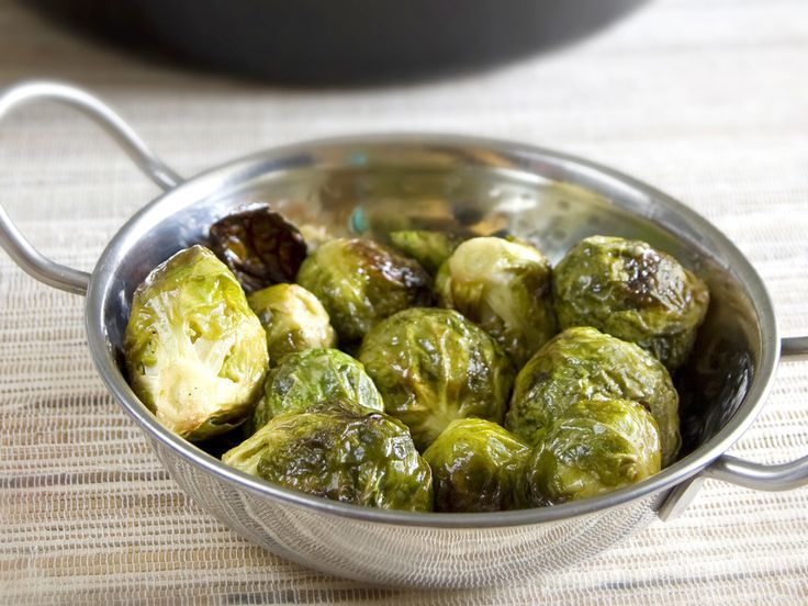 Honey Dijon Roasted Brussel Sprouts | Side Dishes | Pinterest