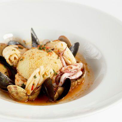 Sicilian fish couscous | Recipe