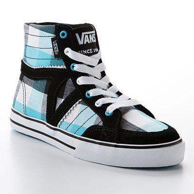 Vans Corrie High-Top Skate Shoes