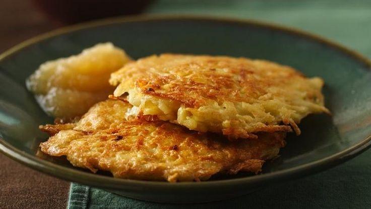 More like this: potato pancakes , pancakes and potatoes .