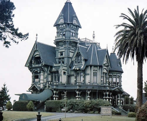 Queen Anne Style Old Houses Pinterest