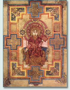 E Book Of Kells Celtic Art | Judaica, religious symbols | Pinterest
