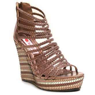 style windy bronze womens shoes two lips collection ladies girls shoes