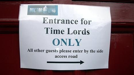 Time Lords Only