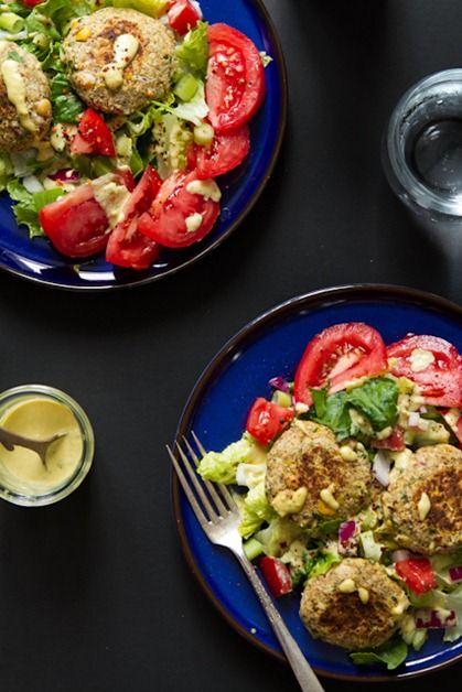 Falafel with a Twist | Vegan! | Pinterest